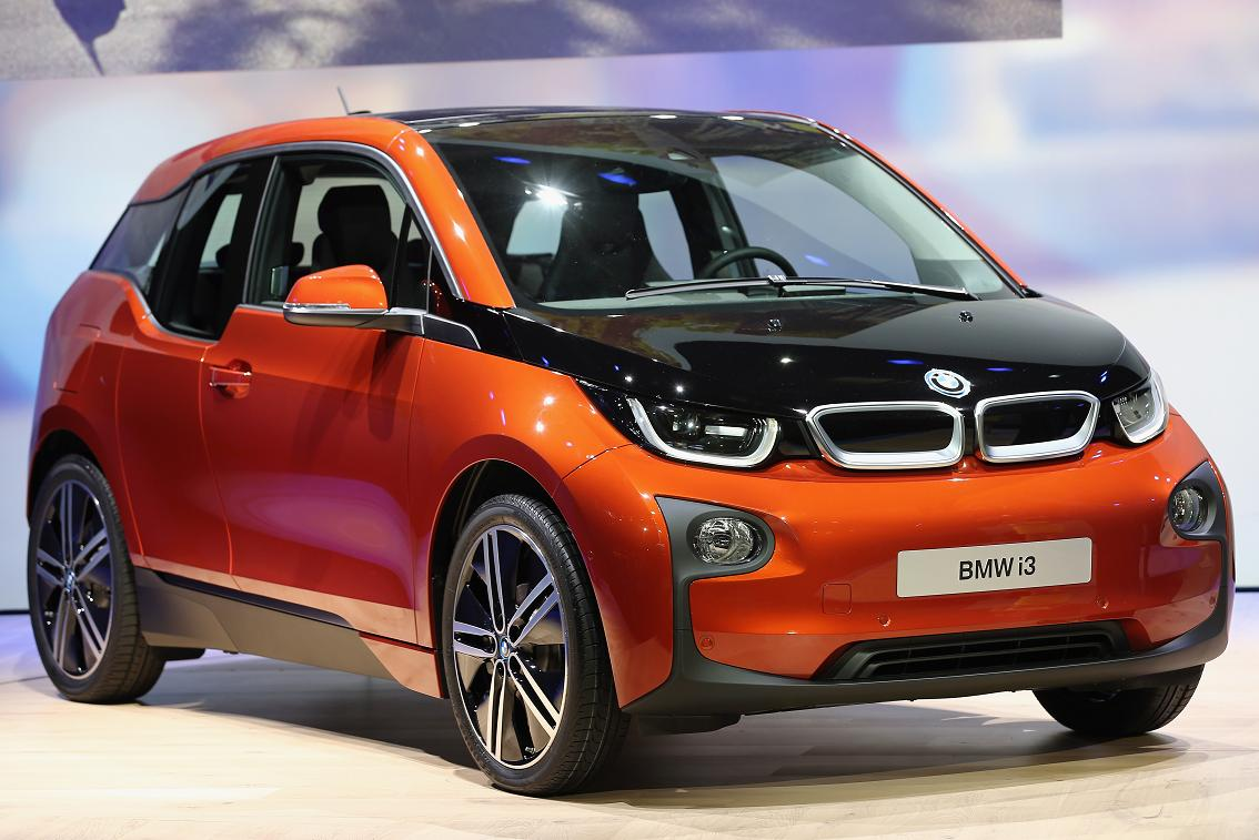 BMW Launch Their First All- Electric Car