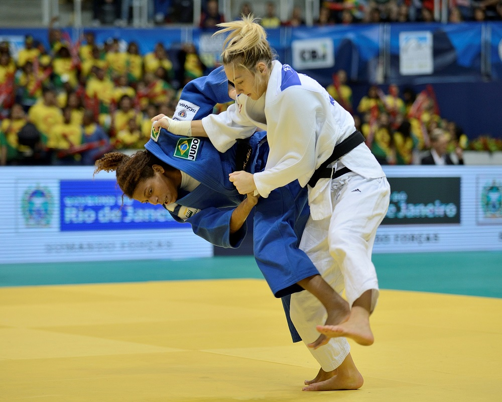 2013 Rio World Judo Championships - Aug 26 to Sep 01
