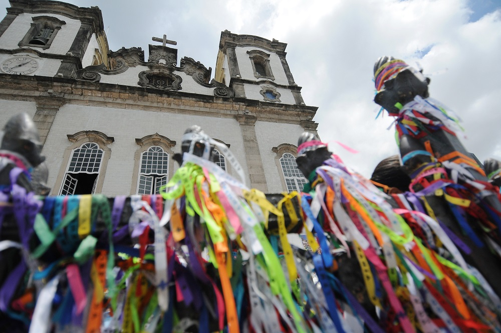 Bonfim Festivities In Bahia